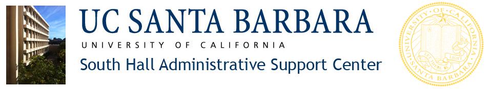 South Hall Admin Support Center - UC Santa Barbara